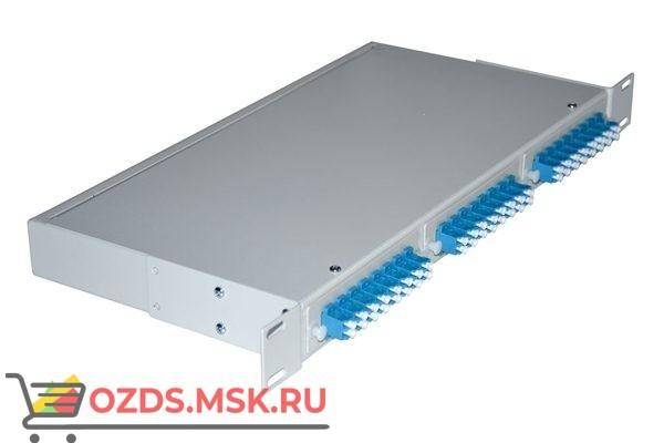 NTSS-RFOB-1U-24-2LCU-9-S 19: Кросс предсобранный