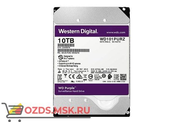 Western Digital WD101PURZ HDD 10TB: Жесткий диск