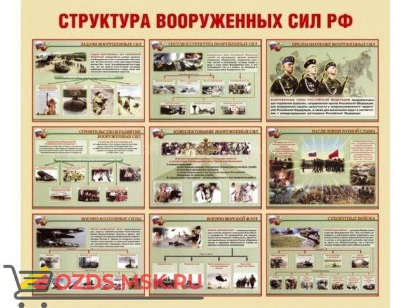 Структура Вооруженных Сил.