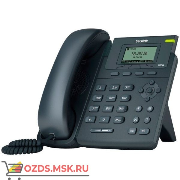 Yealink SIP-T19 E2 IP-телефон купить по максимально выгодной цене | SIP-T19 E2 цена, характеристики и описание. Стоимость IP-телефона Yealink SIP-T19 в Санкт-Петербурге