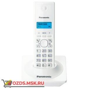 Panasonic KX-TG1711RUW, цвет белый: Беспроводной телефон DECT (радиотелефон)