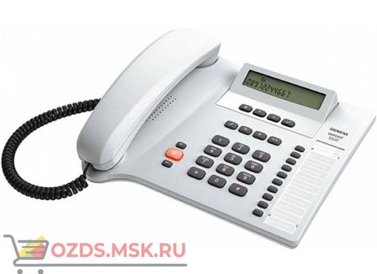 Euroset 5020 arctic grey Siemens, цвет светло-серый: Проводной телефон