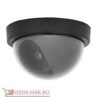 PR-1330: Фальш-камера купольная (муляж камеры видеонаблюдения, видеокамера)