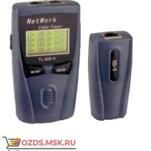 SNR-HT-828-A Многофункциональный кабельный тестер с LCD-экраном