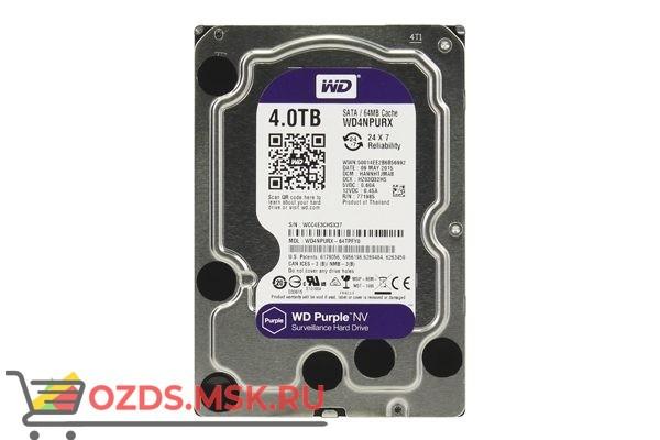 Western Digital WD40EFRX HDD 4Tb: Жесткий диск