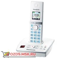 Panasonic KX-TG8061RUW — с автоответчиком, цвет белый: Беспроводной телефон DECT (радиотелефон)