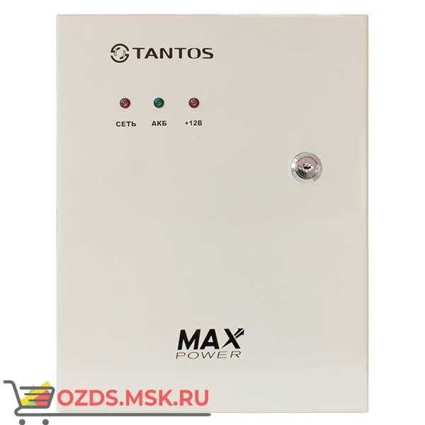 Tantos ББП-30 Max Источник вторичного электропитания резервированный 12В 3А