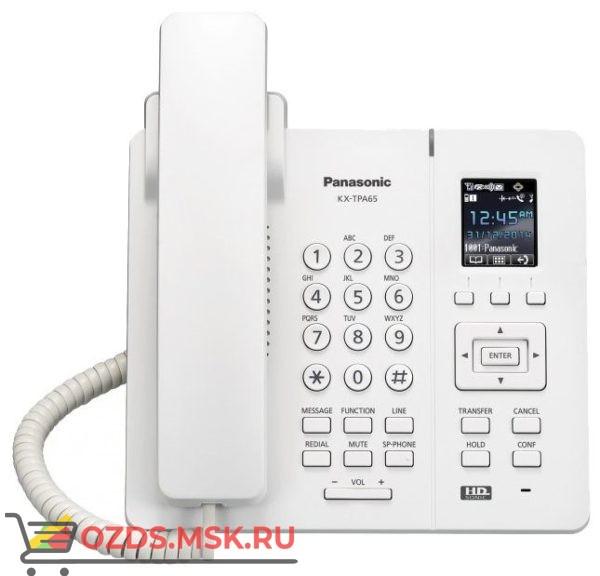 Panasonic KX-TPA65 (KX-TPA65RU) —: SIP-радиотелефон в настольном исполнении