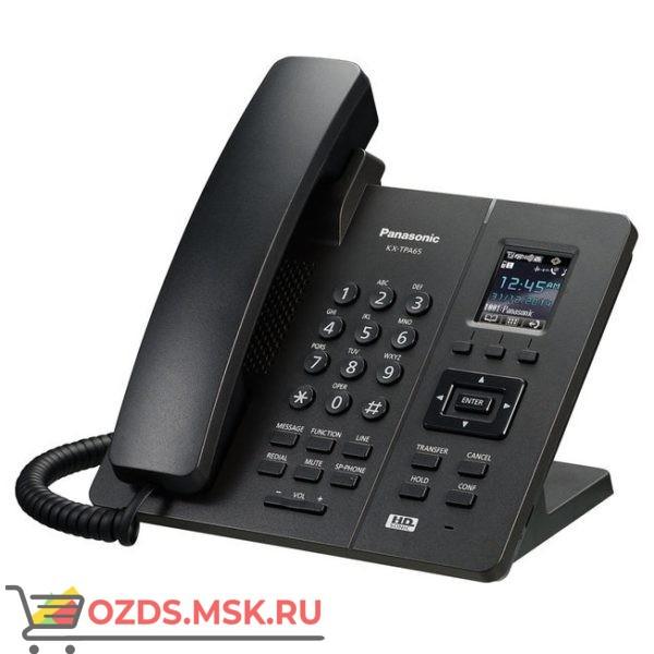 Panasonic KX-TPA65 (KX-TPA65RUB) —: SIP-радиотелефон в настольном исполнении