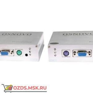 Osnovo TA-VKM1+RA-VKM1: Комплект передачи