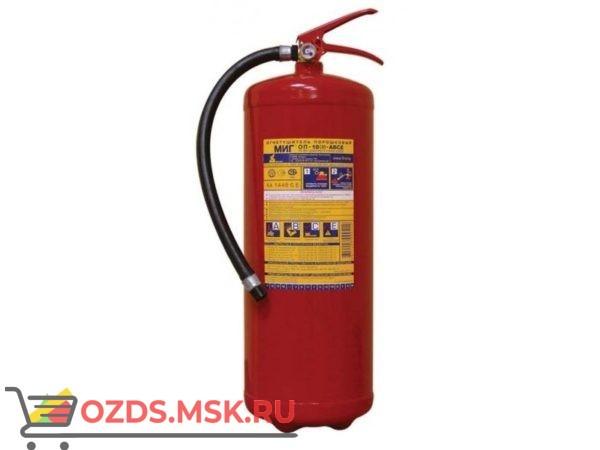 ОП- 10(з) МИГ: Огнетушитель