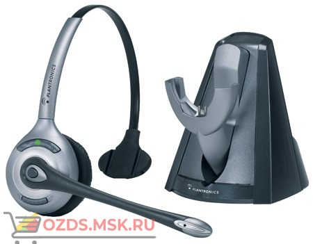 Plantronics PL-C351N Supra Plus Wireless Monaura: Беспроводная гарнитура