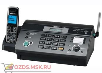 Panasonic KX-FC968RUT Телефакс, цвет (черный) с радиотрубкой DECT