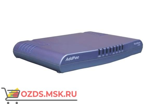AddPac ADD-AP200D (2 FXO, 2x 10BaseT): Шлюз IP-телефонии