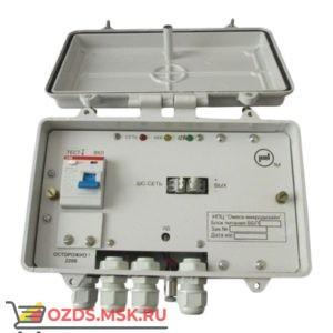 Омега-Микродизайн ББП 120,66 (120,66з) уличный блок питания с защитой. (с)