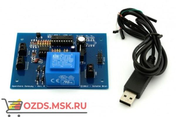 OpenTherm-Gateway-USB: Шлюз мониторинга и администрирования котла по протоколу OpenTherm через USB