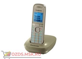 Panasonic KX-TG5511RUJ-, цвет бежевый: Беспроводной телефон DECT (радиотелефон)
