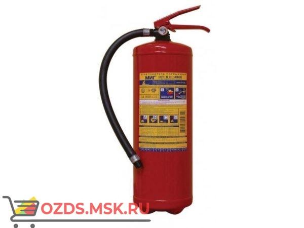 ОП-6(з) МИГ: Огнетушитель