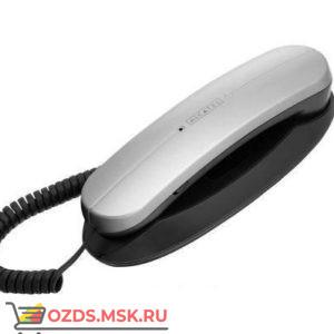 03-RS (silver) Alcatel, цвет серебристый металлик: Проводной телефон