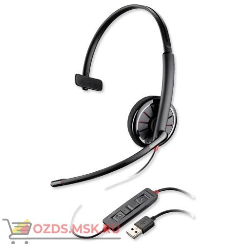 Plantronics PL-C310M Blackwire 310 USB: Проводная гарнитура для компьютера