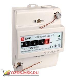 EKF PROxima СКАТ 101М1 — 5(60) Ш Р: Счетчик электроэнергии