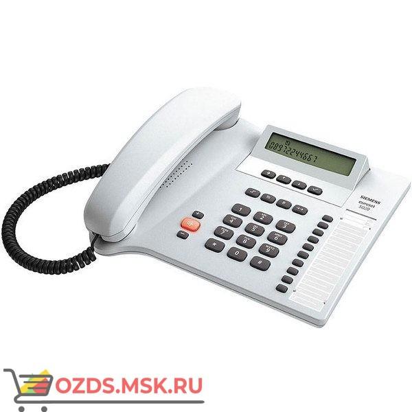 Euroset 5015 arctic grey Siemens, цвет светло-серый: Проводной телефон