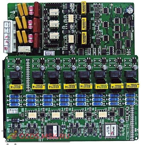 AR-CSB316 Плата 3-х внешних линий и 16 аналоговых абонентов