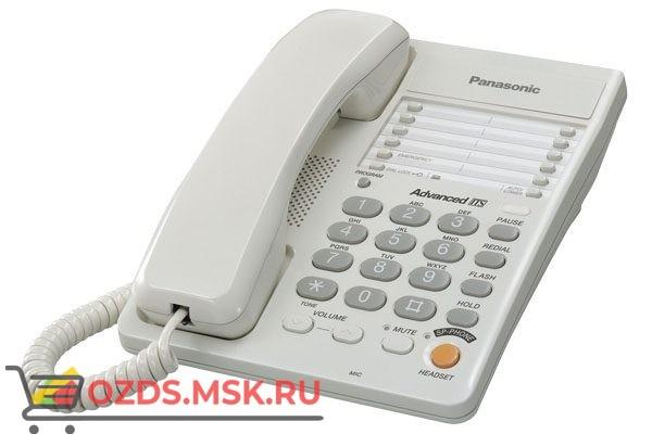 Panasonic KX-TS 2363 RUW Телефон