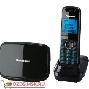 Panasonic KX-TG5581RUB-, цвет черный: Беспроводной телефон DECT (радиотелефон)
