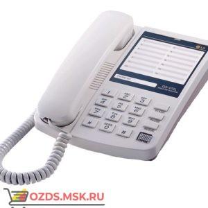 LG-Ericsson GS-472L, цвет светло-серый: Проводной телефон