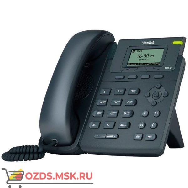 Купить Yealink SIP-T19P E2 IP-телефон по максимально низкой цене в Санкт-Петербурге | SIP-T19P - цена, описание и характеристики