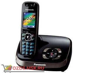 Panasonic KX-TG8521RUB — , цвет черный: Беспроводной телефон DECT (радиотелефон)