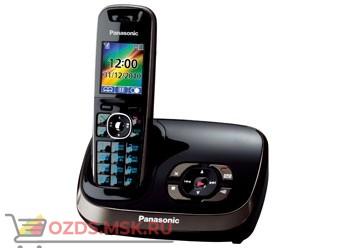 Panasonic KX-TG8521RUB-, цвет черный: Беспроводной телефон DECT (радиотелефон)