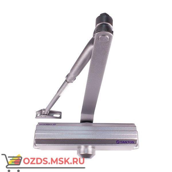 Tantos TS-DC120 Freeze Доводчик до 150 кг с морозостойким маслом серебро