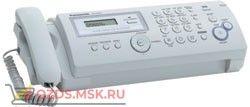 Panasonic KX-FP207RU Телефакс, термоперенос, цвет серый