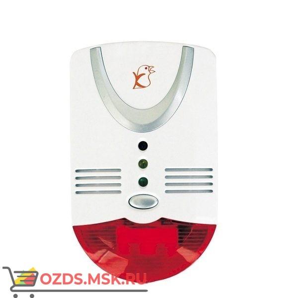 Кенарь GD100-C Сигнализатор загазованности оксид углерода (угарный газ) СO