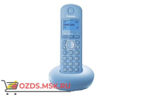 Panasonic KX-TGB210RUF: Радиотелефон