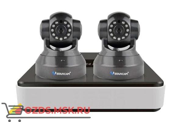 Vstarcam NVR C37 KIT: Комплект видеонаблюдения