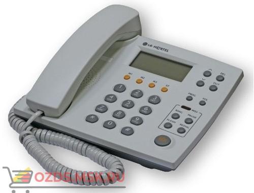 LG-ERICSSON LKA-220C RUSSG Grey Проводной телефон, цвет светло-серый