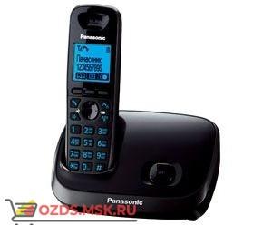KX-TG6511RUT — , цвет темно-серый металлик: Беспроводной телефон Panasonic DECT (радиотелефон)