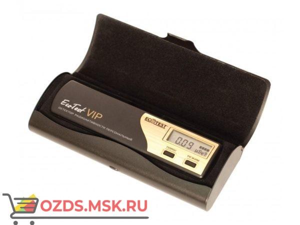 Ecotest VIP: Персональный детектор радиоактивности