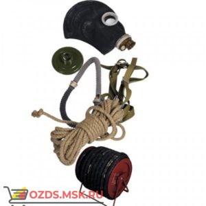 Противогаз шланговый ПШ-1Б (маска ШМП)