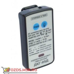 Индивидуальный дозиметр гамма-излучения ДКГ-05Д (питание от аккумулятора)