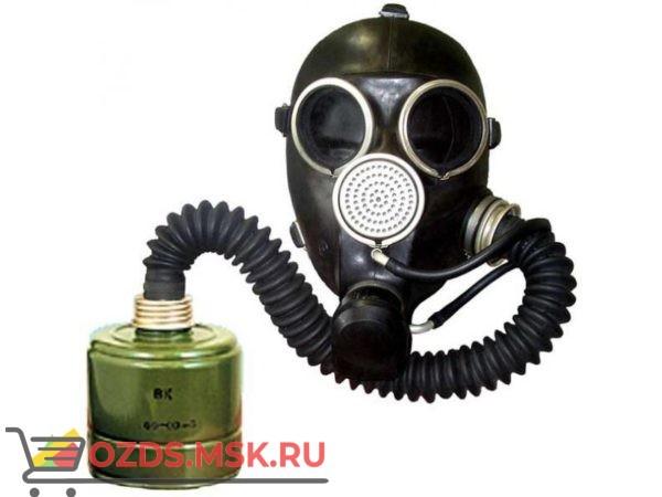 ВК с маской МГП: Противогаз фильтрующий
