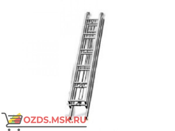 Лестница пожарная 3-х коленная (10,7 м)