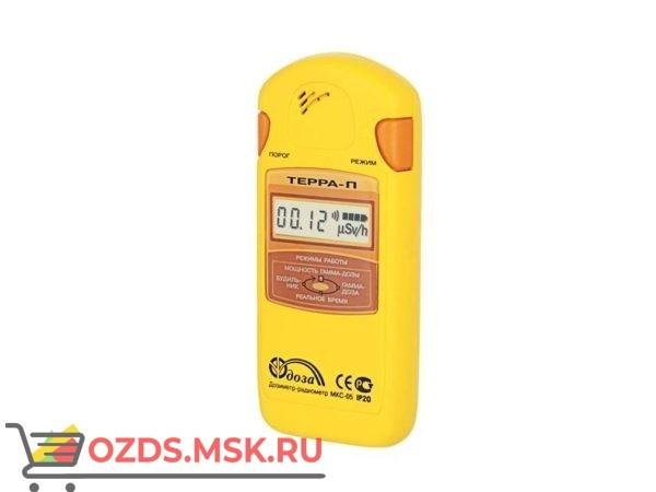 МКС-05 Терра-П: Дозиметр-радиометр бытовой