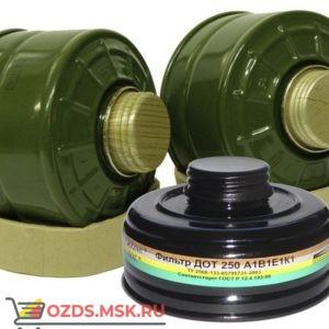ДОТ A1B1E1K1P3D: Фильтрующая коробка
