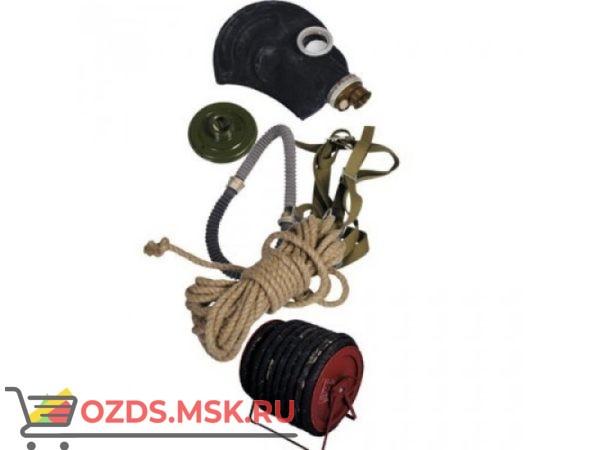 Противогаз шланговый ПШ-20 (маска ШМП)