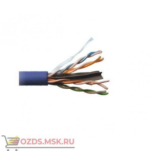 Кабель UTP 4PR 23AWG CAT6A 305м, LSZH, фиолетовый Netko