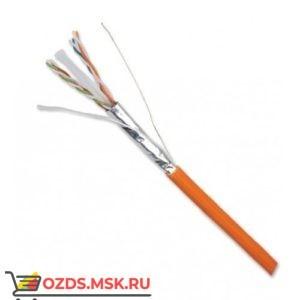 Кабель FTP 2PR 24AWG CAT5е 305м FRLS Lan-Cable, оранжевый